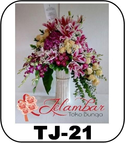 Karangan bunga Jabodetabek