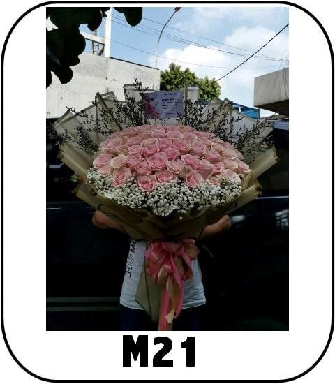 Buket bunga murah jakarta